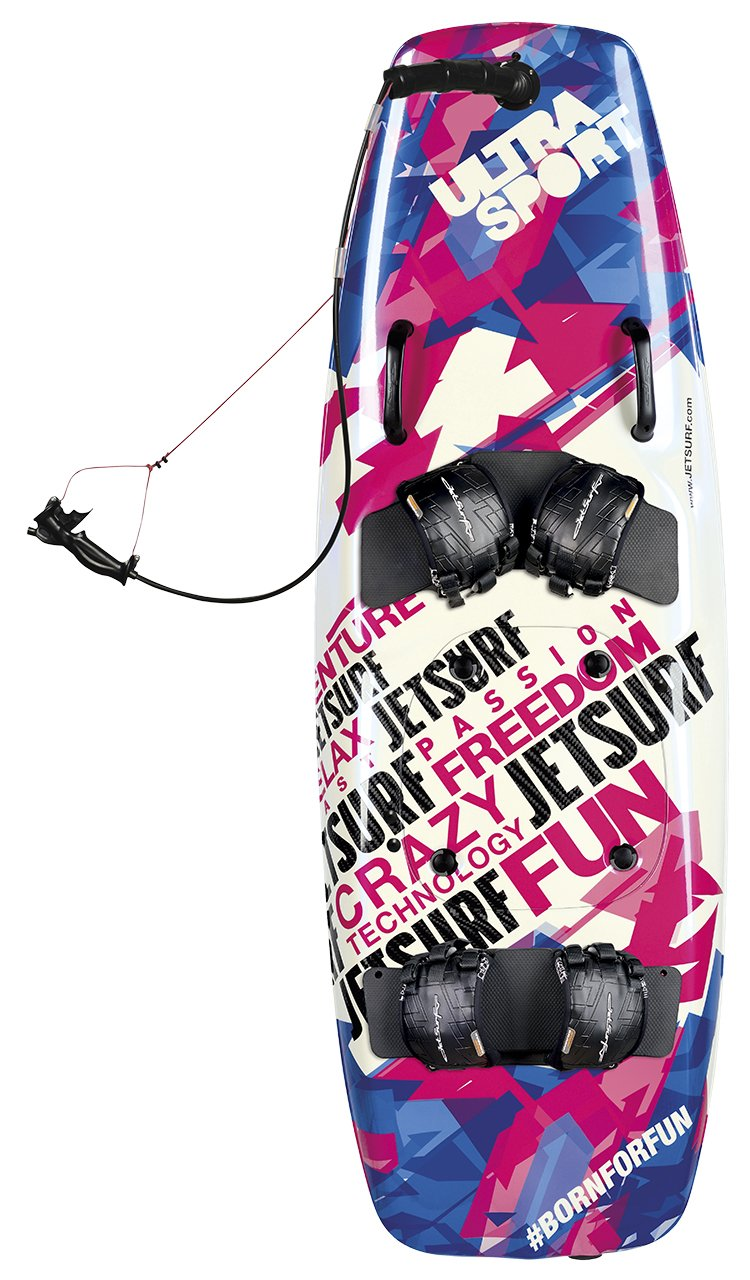 jetsurf factory gp 100 born for fun ultra sport rosa crystalpink