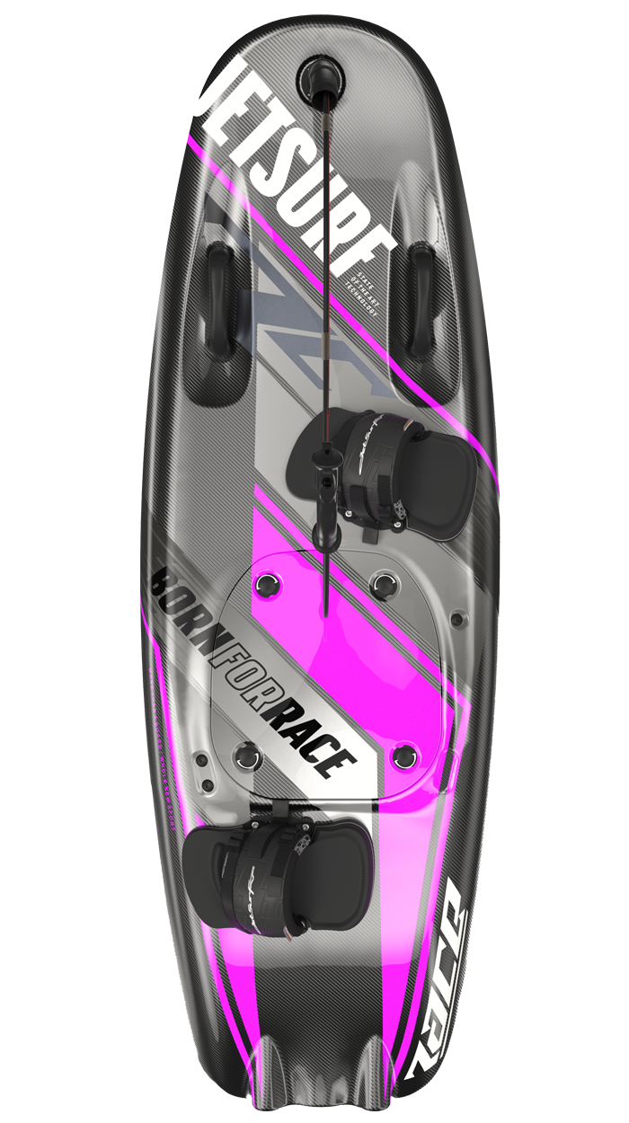 jetsurf born for race fuchsia tabla