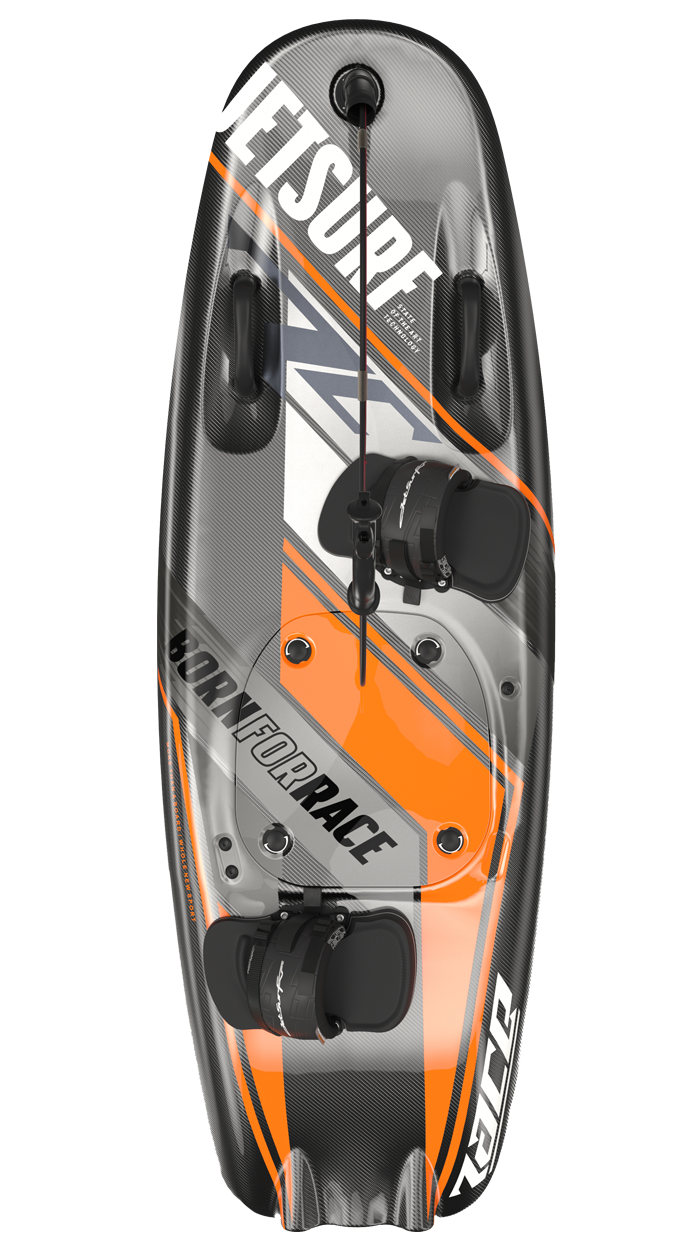 jetsurf born for race naranja race
