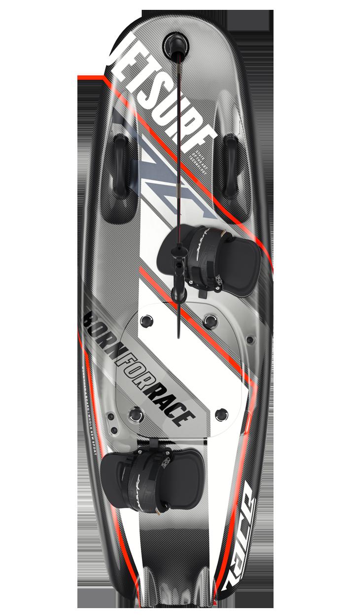 jetsurf race born for race rojo