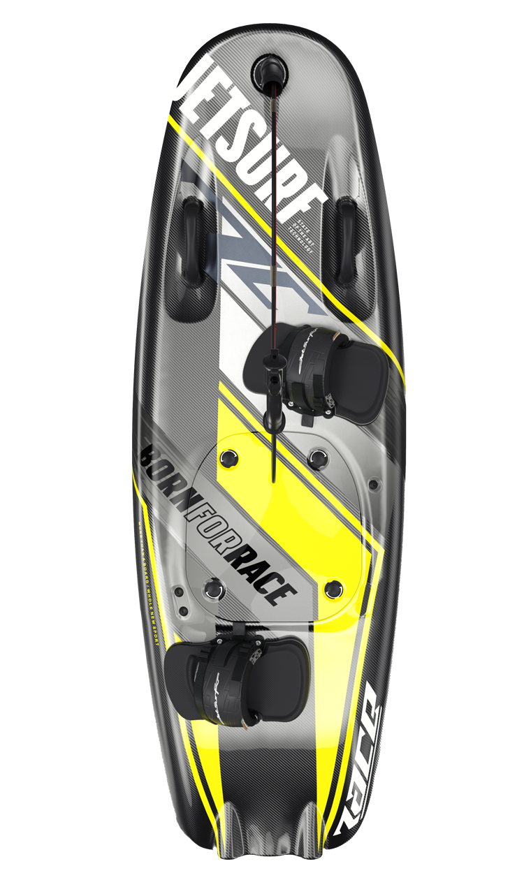 jetsurf race amarilla born for race