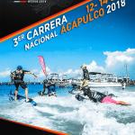 Carrera Jetsurf Acapulco Octubre 2018