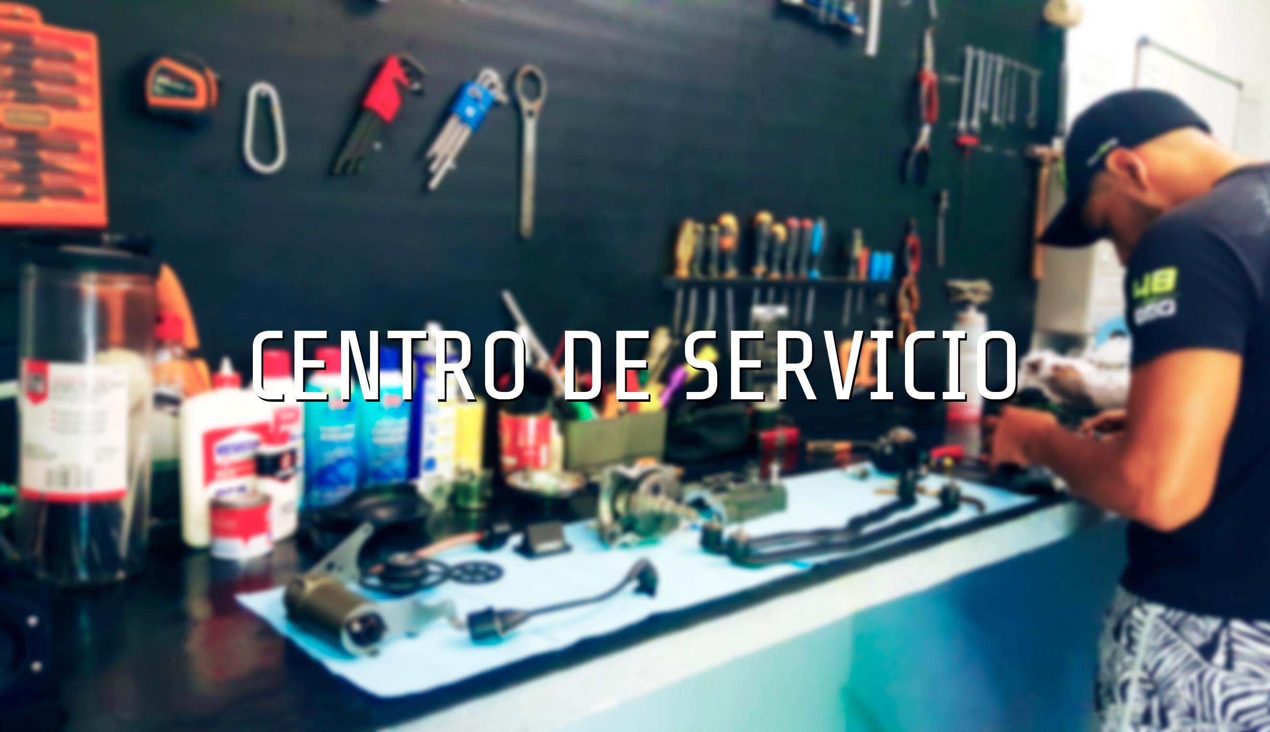 centro de servicio titulo