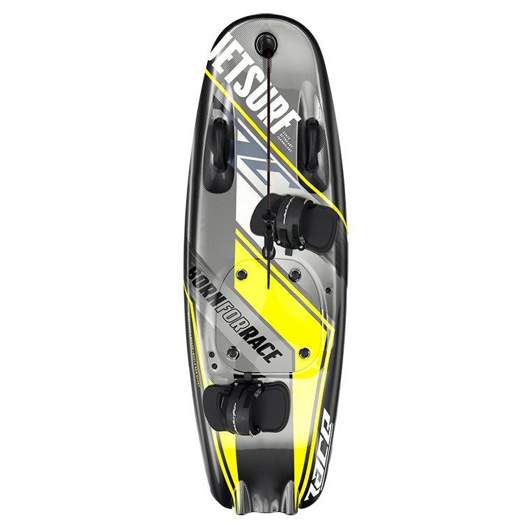 born for race jetsurf yellow