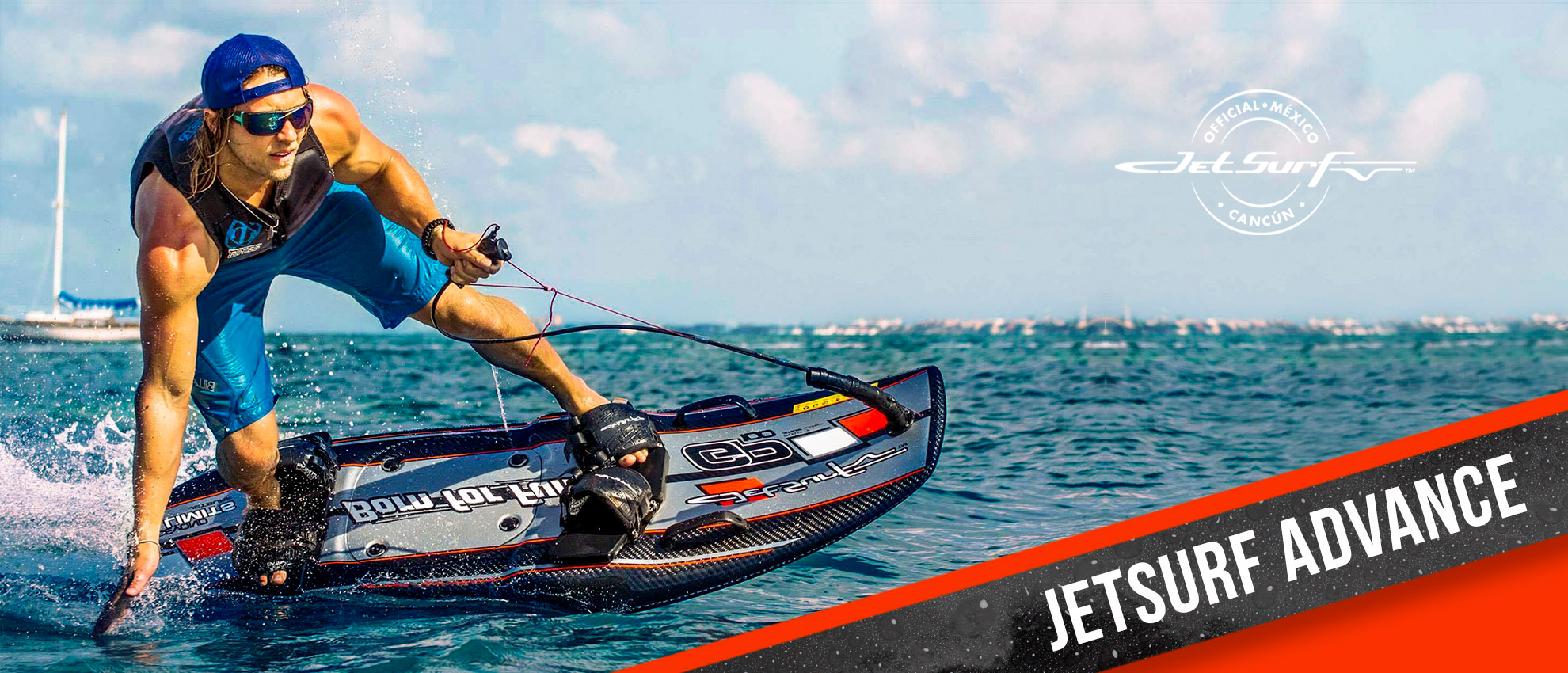 Jetsurf advance